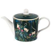 Portmeirion - Sara Miller Tahiti Teapot  Lemur 1.1L