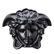 Rosenthal - Versace Medusa Grande Vase 15cm Black