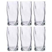 Bormioli Rocco - Sorgente Cooler Glass Clear Set 6pce 460ml