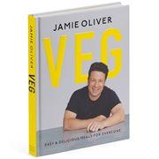 Book - Jamie Oliver Veg