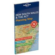Lonely Planet - New South Wales & The ACT Planning Map