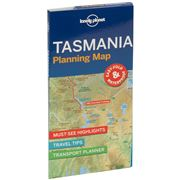 Lonely Planet - Tasmania Planning Map