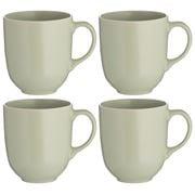 Mason Cash - Classic Collection Mug Green 400ml Set 4pce