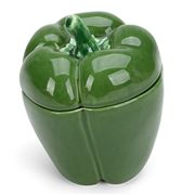 Bordallo Pinheiro - Green Pepper Box 12cm