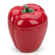 Bordallo Pinheiro - Red Pepper Box 28cm