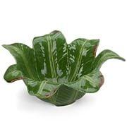 Bordallo Pinheiro - Madeira Banana Leaf Salad Bowl 37cm