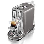Breville - Nespresso Creatista Pro Coffee Machine S/Hickory