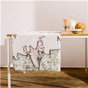 Napking - Atlas Rectangular Linen Tablecloth 180x270cm