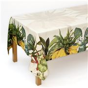 Napking - Fritillaria Rectanglr Linen Tablecloth 180x270cm