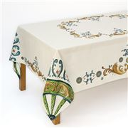 Napking - Siciliam Rectangular Linen Tablecloth 180x270cm