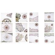 Napking - Atlas Linen Placemat Set 6pce