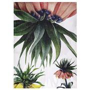 Napking - Linen Kitchen Towel Fritillaria Pattern 2