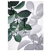 Napking - Linen Tea Towel Knightia Pattern 1