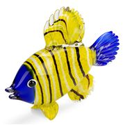 Zibo - Glass Royal Angelfish Ornament