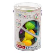 Lalaboom - 5-In-1 Snap Beads Set 24pce