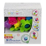 Lalaboom - 5-In-1 Snap Beads Set 48pce