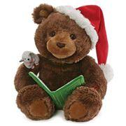 Gund - Christmas Storytime Bear 45cm