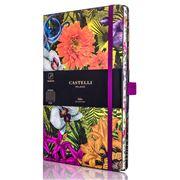 Castelli - 2020 Eden  Weekly Diary Medium Orchid