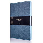 Castelli - 2020 Harris Medium Weekly Diary Slate Blue