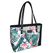Sachi -  Insulated Lunch Tote Birds Of Paradise