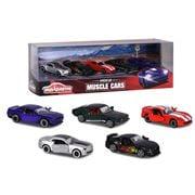Majorette - American Muscle Cars  Gift Set 5pce