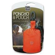 Go Travel - Poncho & Pouch