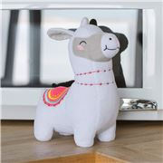 Thumbs Up - Llama Microwave Plush