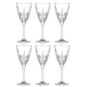 RCR Crystal - Chic Goblet 360ml  6pce