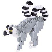 Nanoblocks - Ring-Tailed Lemur 130pce