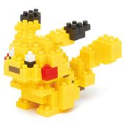 Nanoblocks - Pokemon Pikachu 130pce