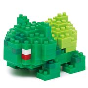 Nanoblocks - Pokemon Bulbasaur 120pce