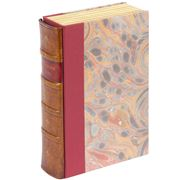 The Original Book Works - Book Safe Treasure Island Tan