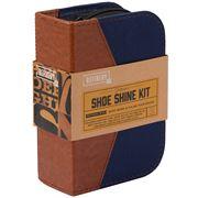Refinery & Co - Gentlemen's Shoe Shine Kit