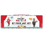 The Great Majesco - Art Set 87pce