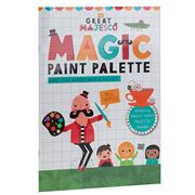 The Great Majesco - Magic Paint Palette