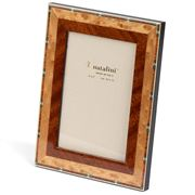 Natalini - Classic Maples/Mahogany Frame 10x15cm