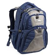 High Sierra -  Reverb Laptop RFID Block Backpack True Navy