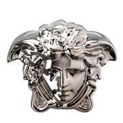 Rosenthal - Versace Medusa Grande Vase Silver 15cm