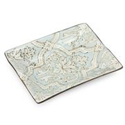 Luxe By Peter's - Creta Plate 18x14cm