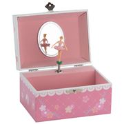 The Russell Collection - Musical Jewellery Box Alice