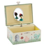 The Russell Collection - Musical Jewellery Box Snow White