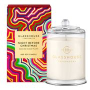 Glasshouse - Night Before Christmas Sugar Plum Mini Candle