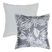 Private Collection - Boronia Denim European  Pillowcase