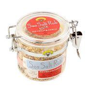 Olsson's - Sea Salt Rub Big Chilli & Garlic 140g
