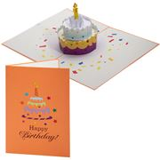 Colorpop - Birthday Cake Greeting Card Medium