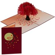 Colorpop - Japanese Maple Card  Medium