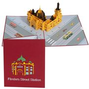Colorpop - Melbourne Flinders Street Station Card Large