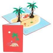 Colorpop - Santa In The Hammock Card Medium