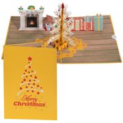 Colorpop - Christmas Tree Card Medium