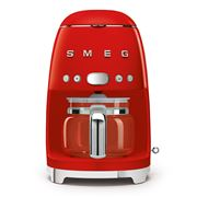 Smeg - Retro Drip Filter Coffee Machine Red DCF02RDAU